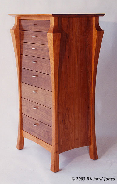 ... Note All The Publicity This Cabinet Has Attracted Was The Discovery  That A Woodworker Had Made As Near An Exact Copy Of This Piece As He Could  And Sold ...